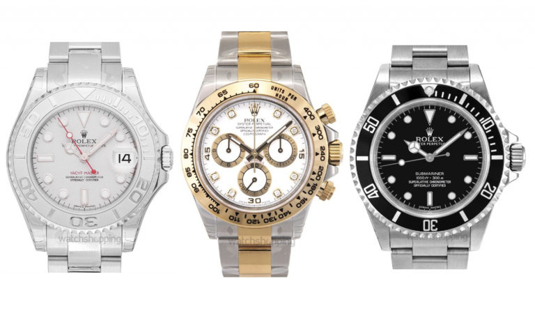 Rolex watches, popular rolex models