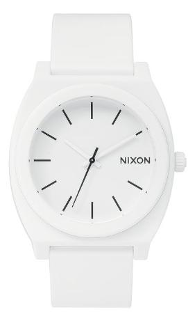 Nixon Time Teller, nixon watches, white watches