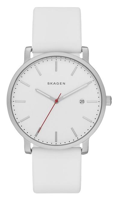 Skagen Hagen Sport, all white watch