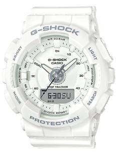 Casio G-Shock Gma-S130-7A, casio g-shock, white g-shock, all white watches