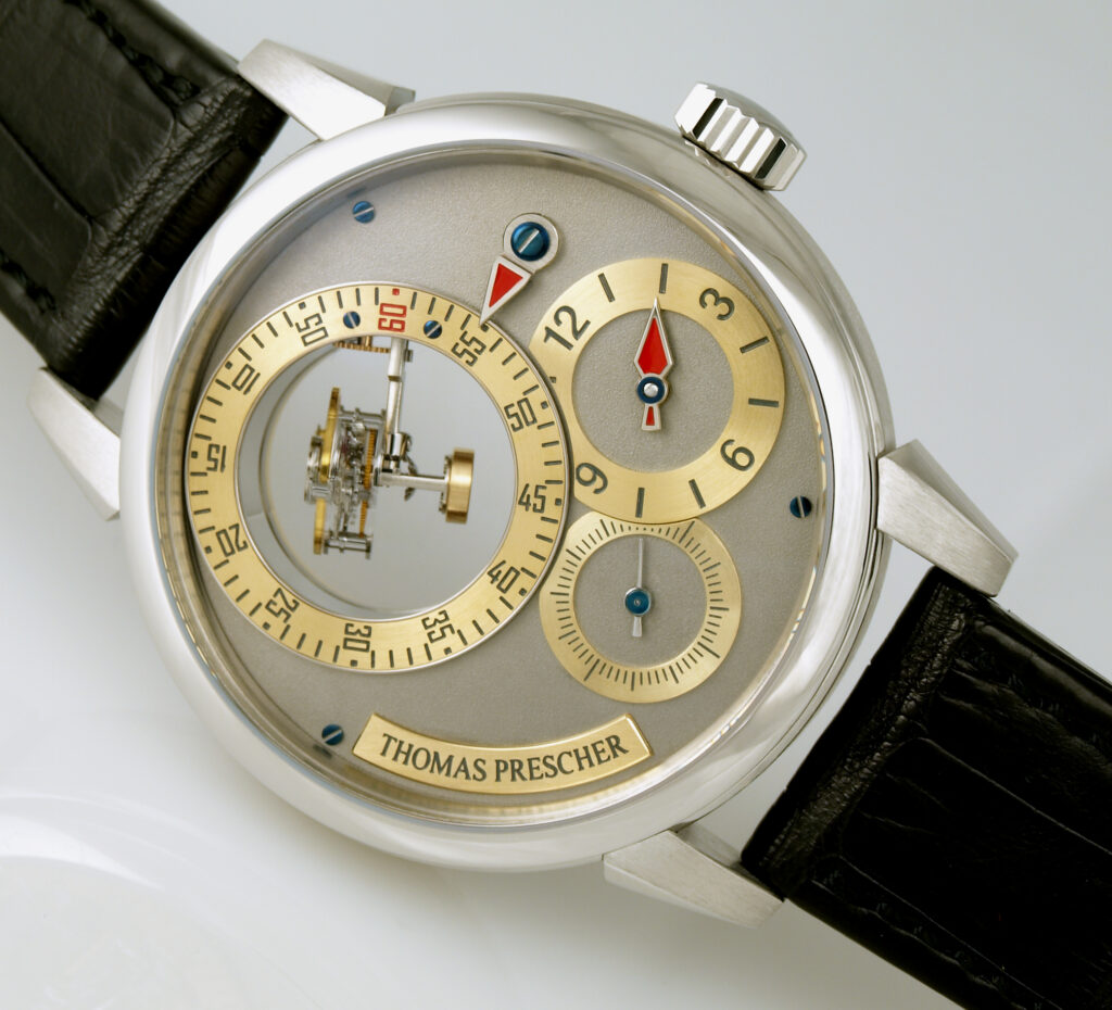 Tourbillon, Thomas Preshcer, Watch Parts, Watch Functionality, SIlver Watch, Watch History, Thomas Preshcer Tourbillon