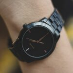 Black Watches, Wristwatch, Luxury Watch, Analogue Watch
