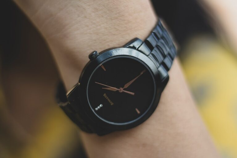 Black Watches, Wristwatch, Luxury Watch, Analogue Watch