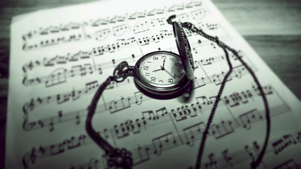 Vintage Watch, Pocketwatch, Paper, Old Watch