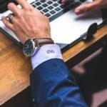 Millennial Watches, Modern Watches, Stylish Watches, Contemporary Watches, Writswatch, Laptop