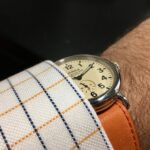 Luxury Watch, Analogue Watch, Wristwatch, Fashionable Watch, Stylish Watch, Orange Watch Strap