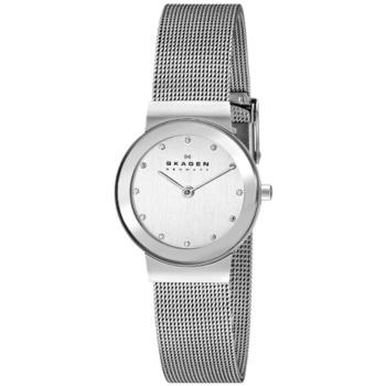 skagen womens watch, Skagen Women's Mesh and Glitz