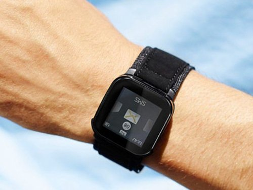 Sony Ericsson LiveView, high tech watches