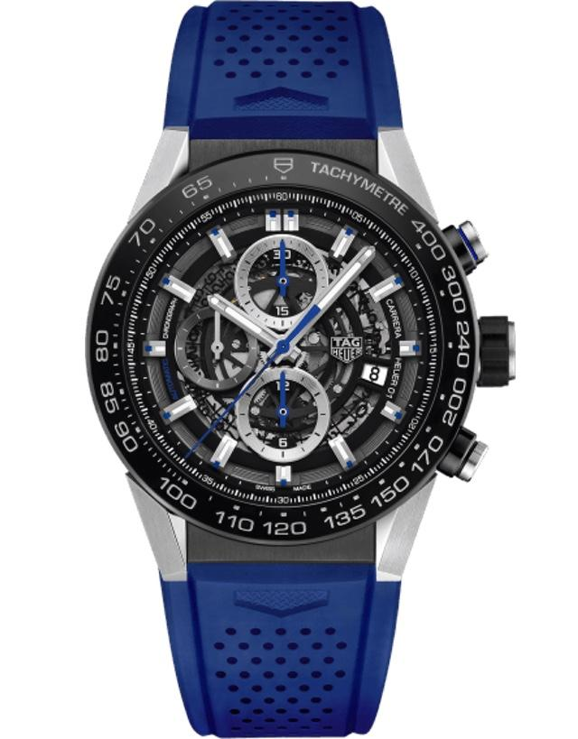Tag Heuer Carrera Chronograph Automatic Mens Watch, skeleton watches, tag heuer watches