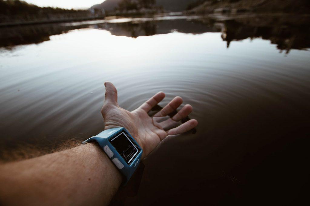 Watch Repair, Water Damage, Wristwatch, Hand