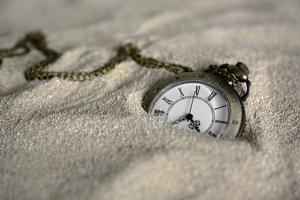 Water Damage, Pocketwatch, Sand, Luxury Watch, Timepiece