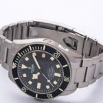 David Beckham Watches, Tudor LHD, Stainless-steel Watch, Silver Watch, Automatic Watch