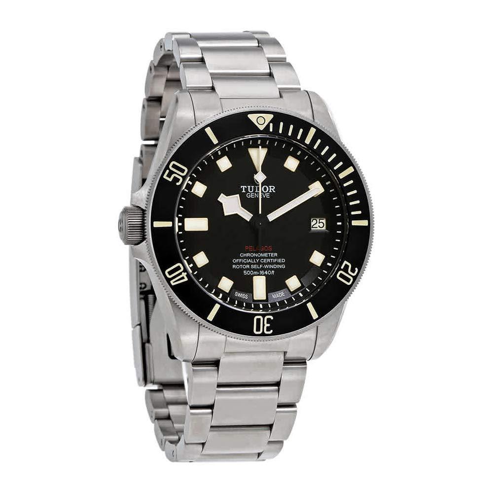 Pelagos LHD, David Beckham Watches, Black Watch Face, Date Display, Chronometer