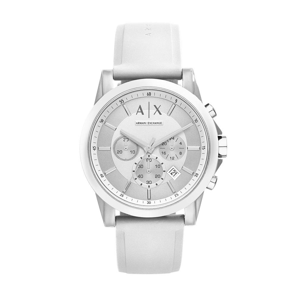 Armani Exchange Active Chronograph, White Watches, Luxury Watch, Modern Watch, Unique Watch