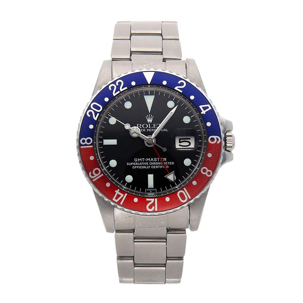 GMT-Master 1675, Unique Watch, Modern Watch, Automatic Watch
