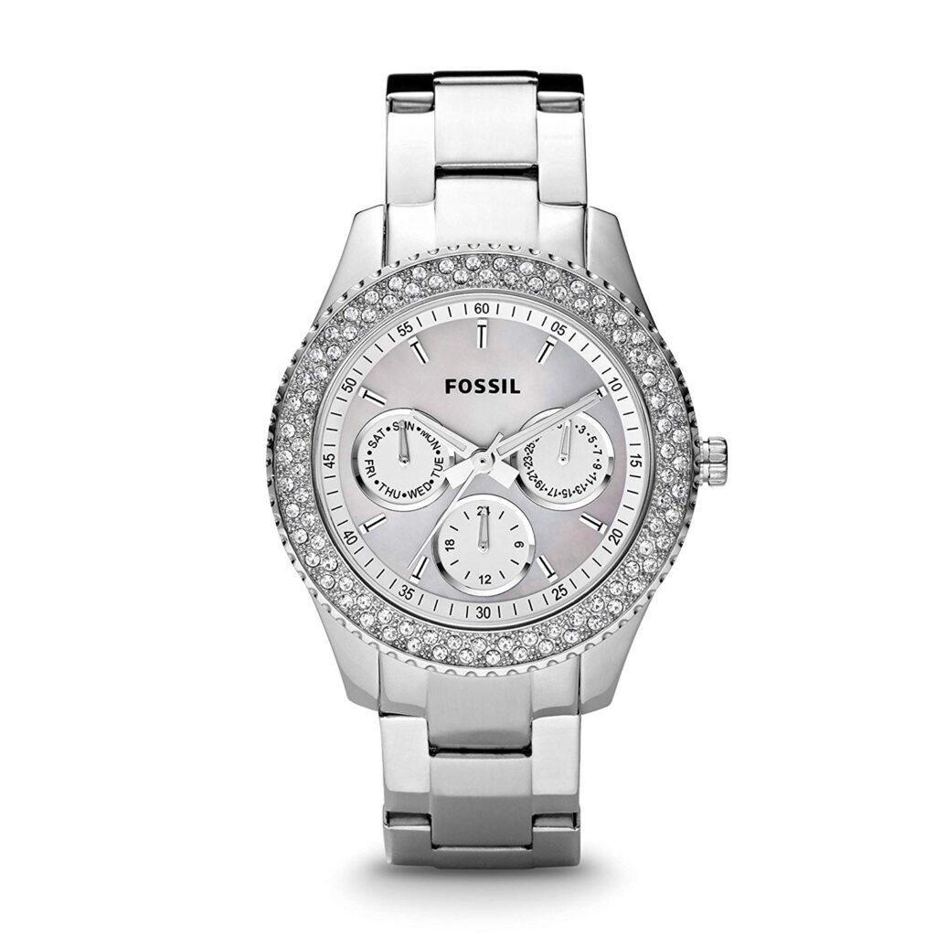 Fossil Stella, White Watches, Luxury Watch, Modern Watch, Jewellery