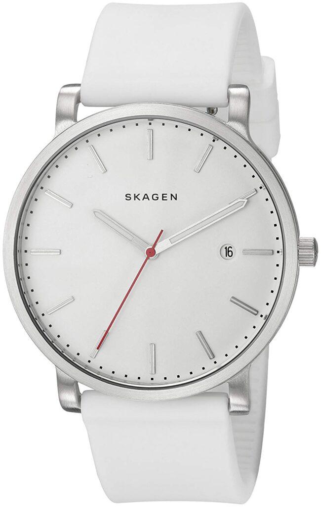Skagen Hagen Sport, White Watches, Automatic Watch, Minimalist Watch, Luxury Watch