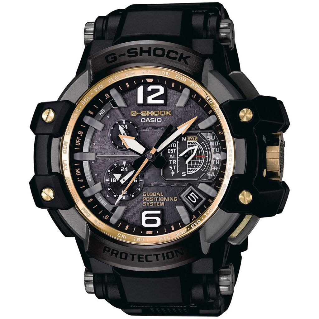 G-Shock Gravity Master, High-tech Watches, Automatic Watch, Modern Watch, Swiss Made Watch