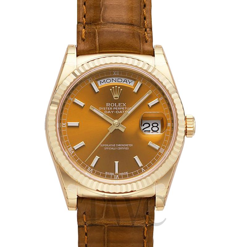 Rolex Day-Date, Drake, Gold, Luxurious