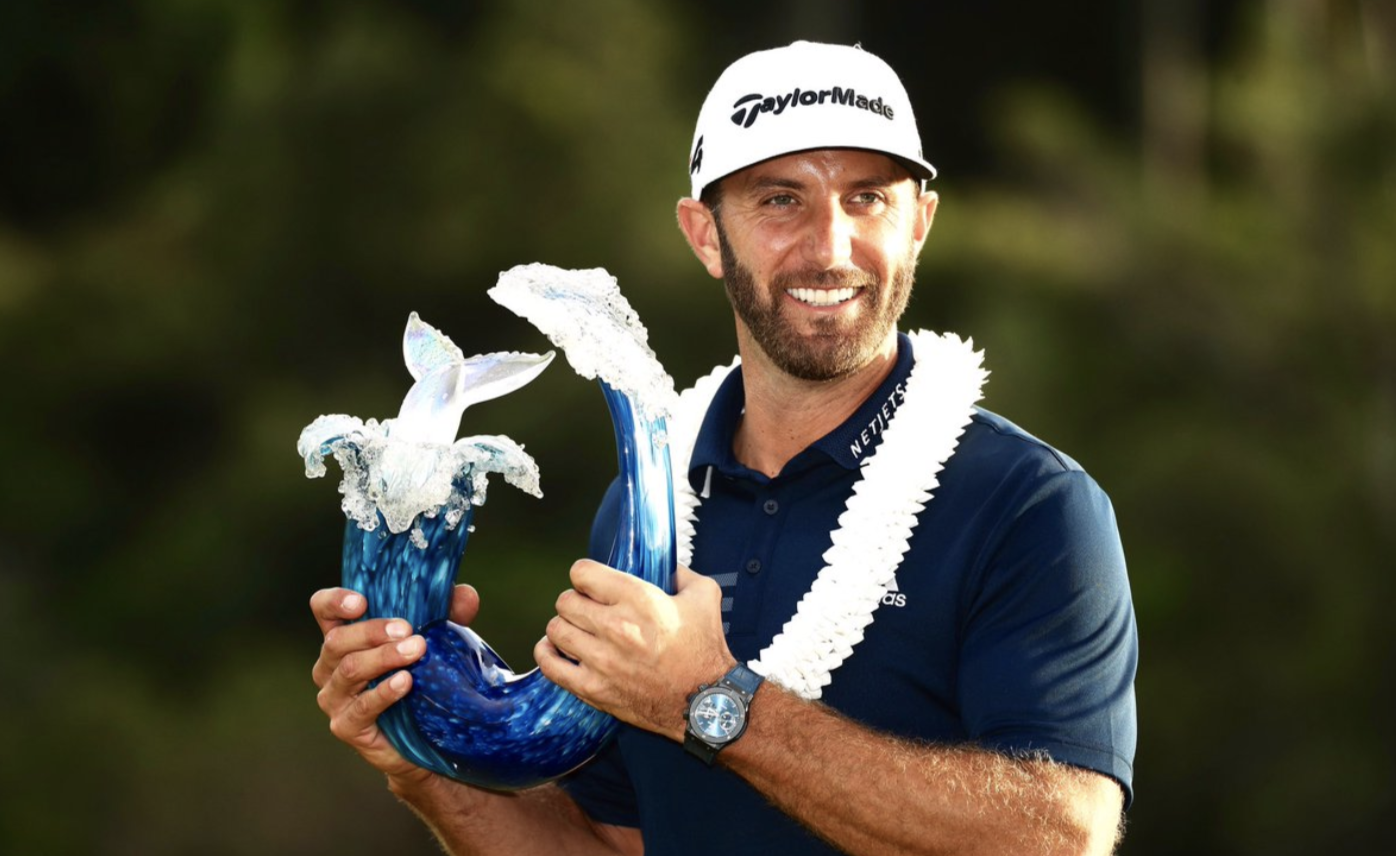 Dustin Johnson, PGA tour, Dustin Johnson Hublot