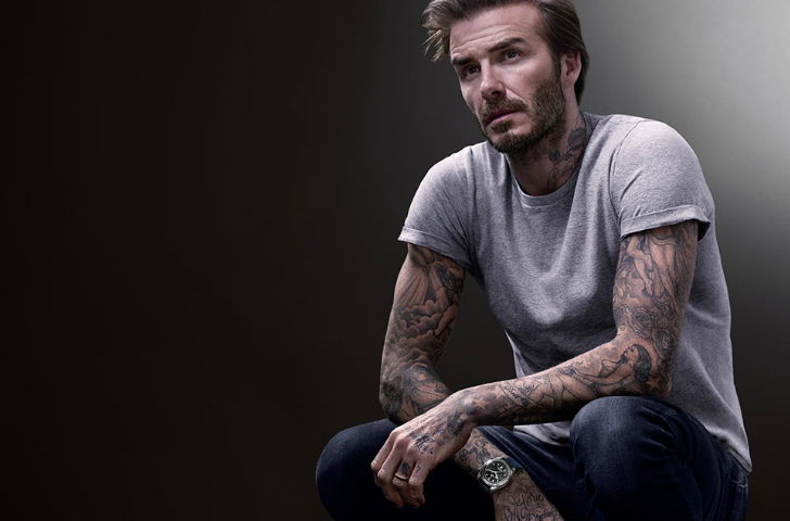 A Closer Look At: David Beckham's Watch Collection