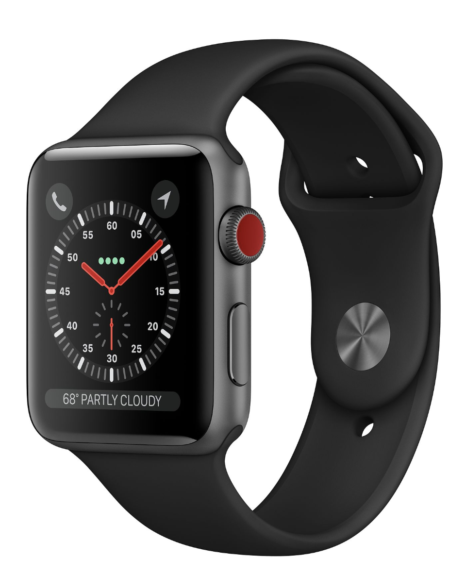 apple watch 3, smartwatch