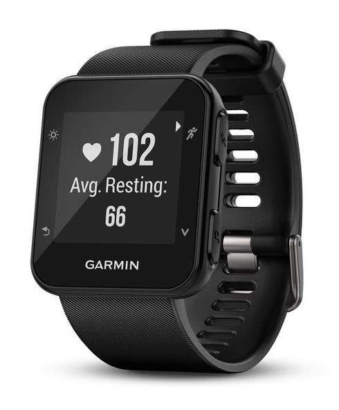 garmin forerunner 35, garmin, smartwatch