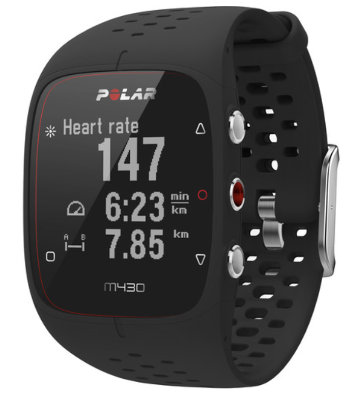 polar m430, smartwatch