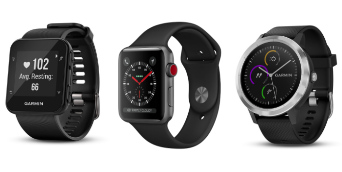 8 Fitness Tracking Watches