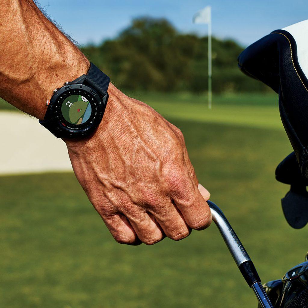 Golf Fashion, Garmin Approach S60