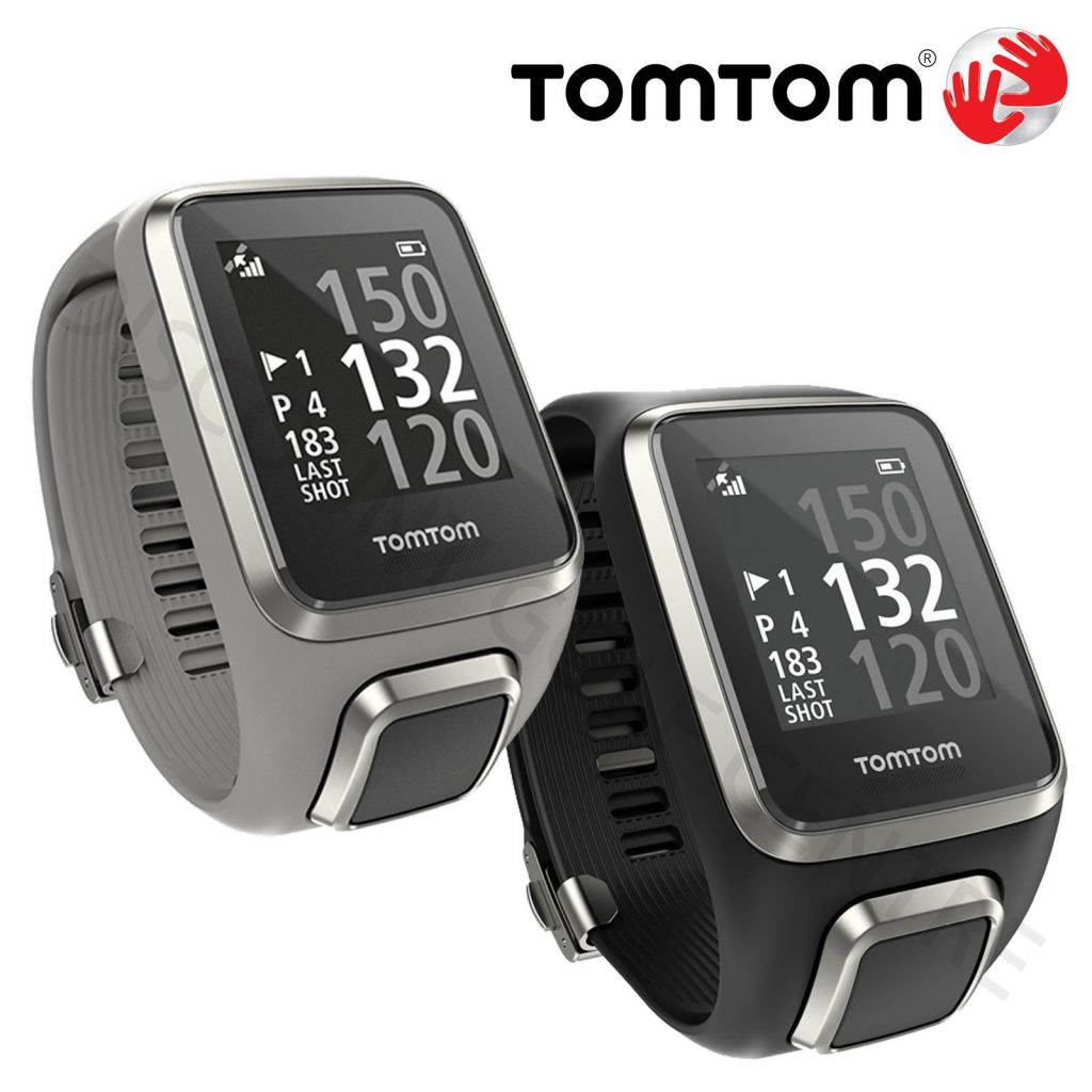 Golf Fashion, Tomtom Golfer 2 GPS