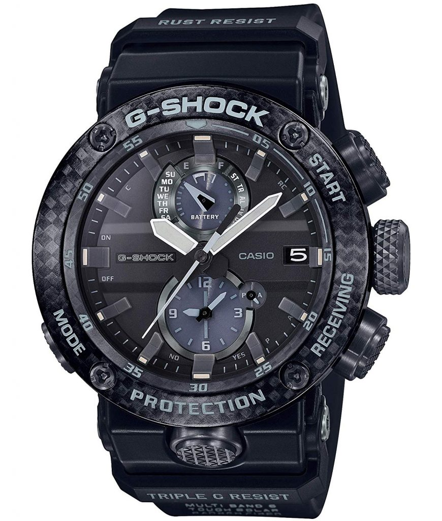 G-Shock, Solar Watches, Rechargeable, Dark