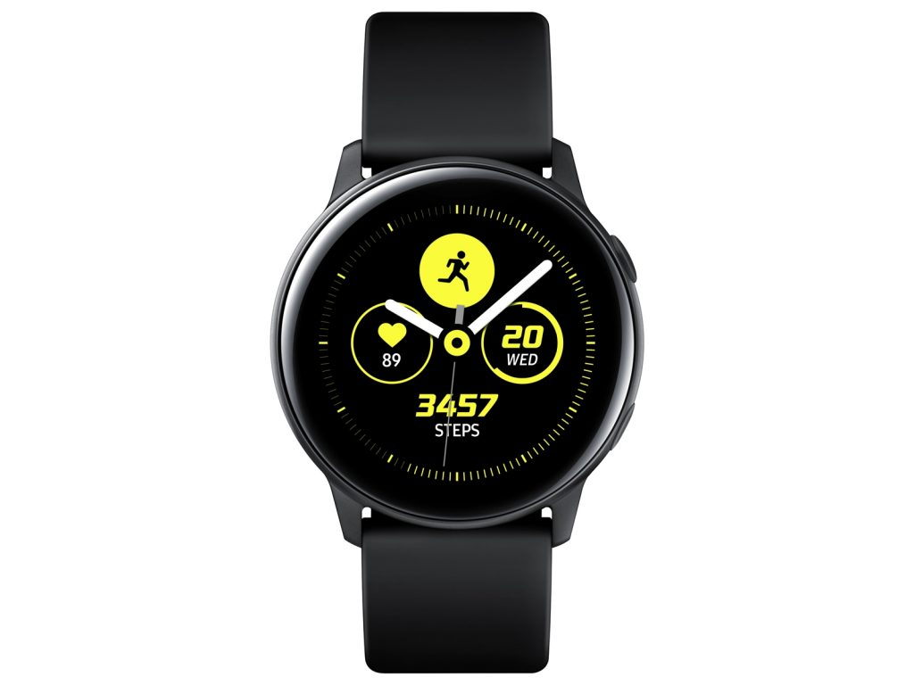 Samsung Galaxy Watch Active, Fitness Watch, AMOLED, Tizen, Samsung, Power Share, Smartwatch, Activity Tracker