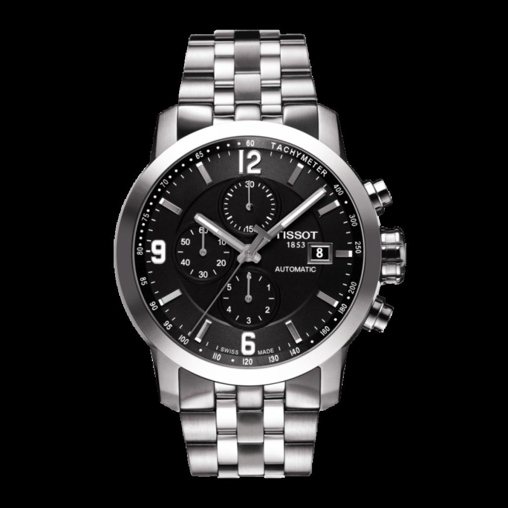 Tissot PRC200, Quartz Watch, Silver Watch, Analogue Watch, Durable Watch