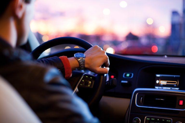 Autdromo, Driving, Watch, Night, Car, Vehicle, Man