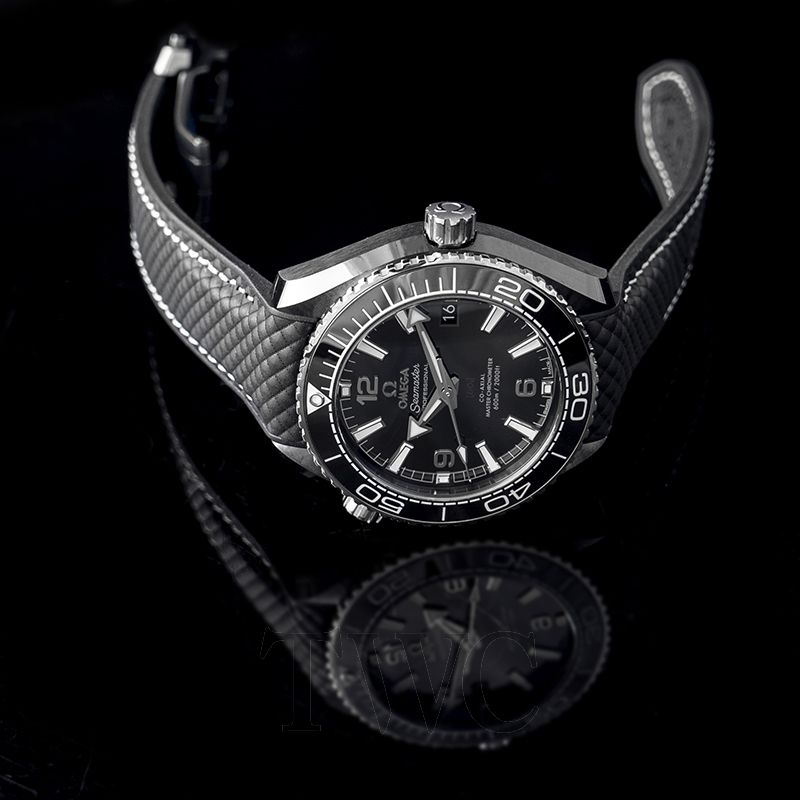 Omega Seamaster Planet Ocean, Black Watch, Automatic Watch, Luxury Watch, Swiss Watch