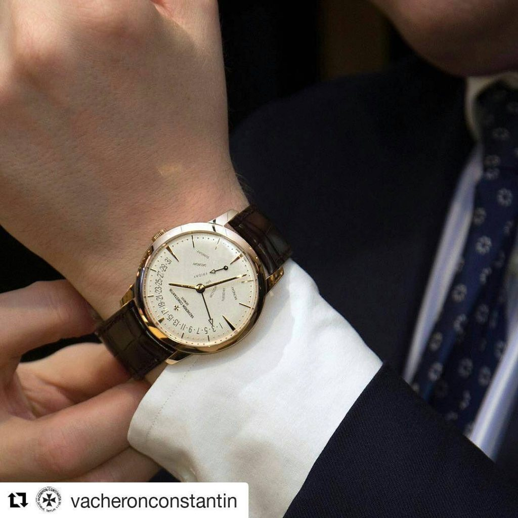 Vacheron Constantin Instagram photo