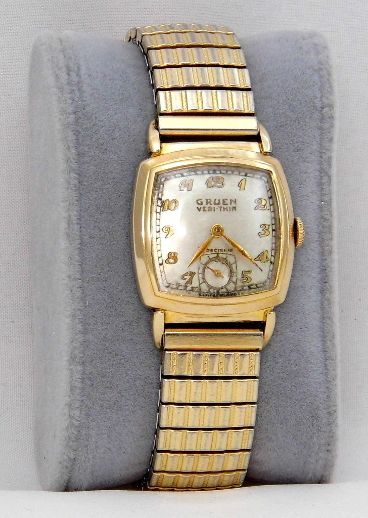 Gold Watch, Gruen Watches, Vintage Watch, Classic