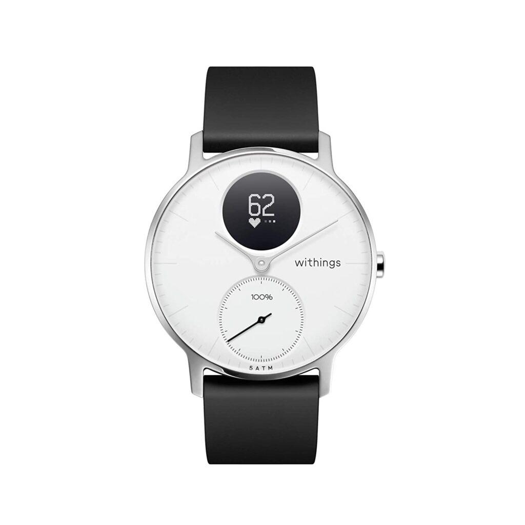 Nokia Steel HR, Simple Watch, White Watch, Health Watch, Digital Watch
