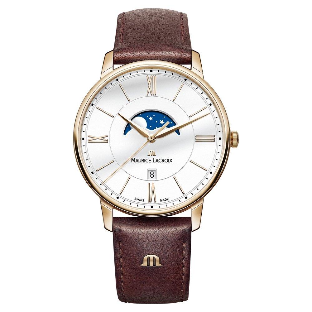 Maurice Lacroix, Eliros Moonphase, Functional Watch, Convenient Watch, Unique Watch
