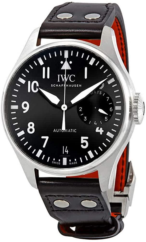 IWC Big Pilot's Watch, Flieger Watch, Pilots Watch, Automatic Watch