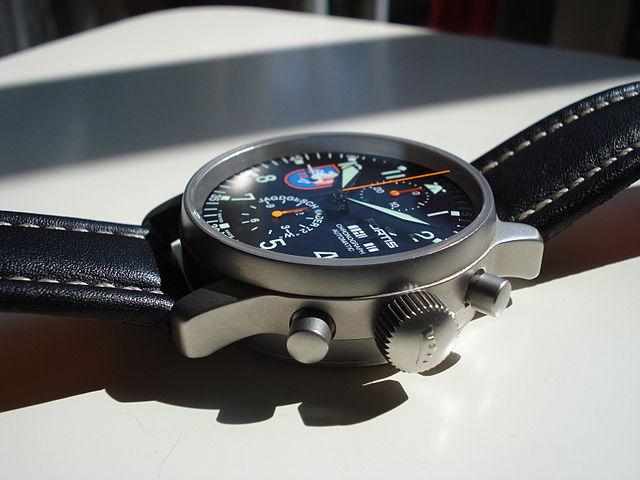 Flieger Watch, Aviation Watch, Pilot Watch, Functional Watch, Analogue Watch
