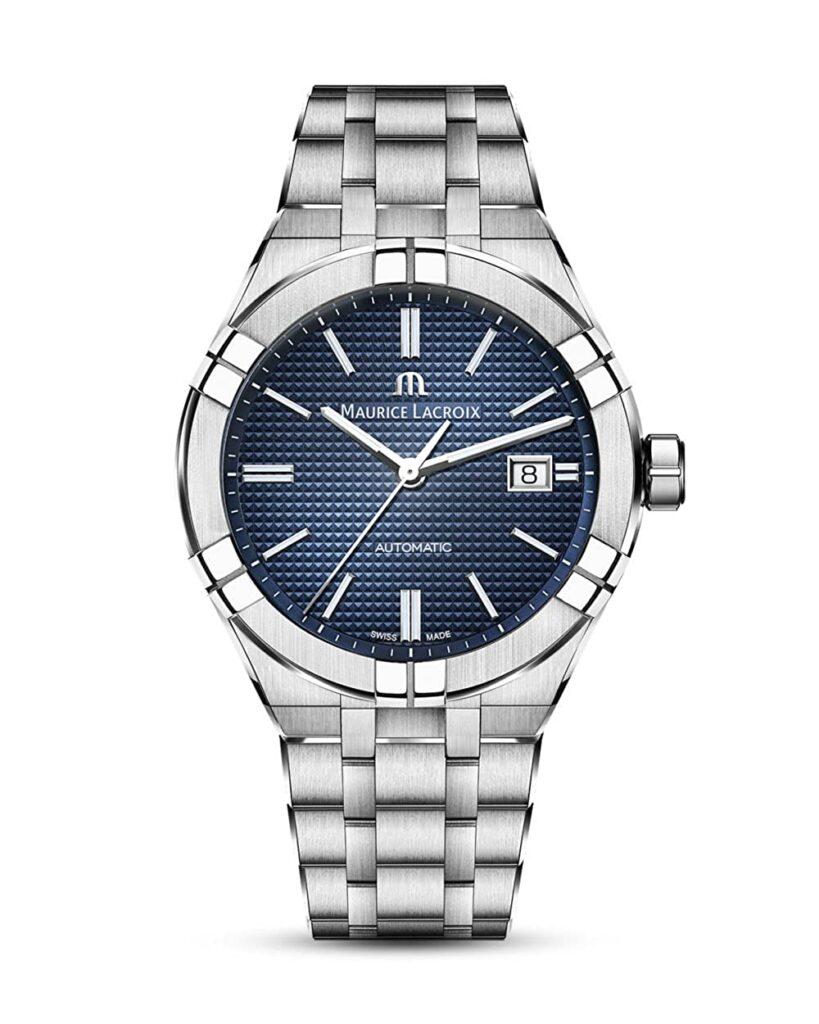 AIKON Automatic 42mm, Steel Watch, Silver Watch, Automatic Watch, Swiss Watch