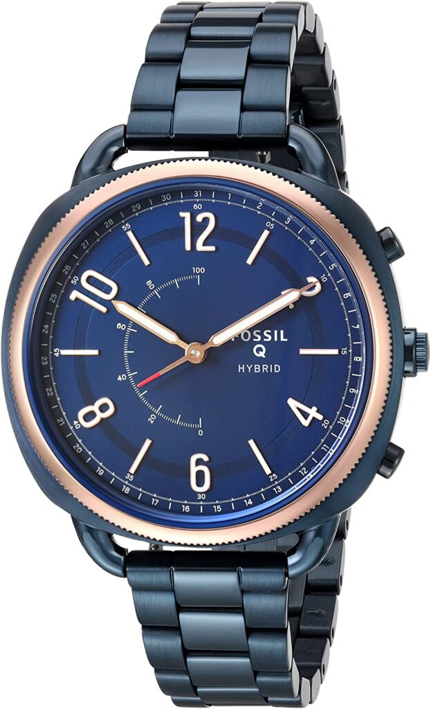 Fossil Q Accomplice, Smartwatches, Classic Watch, Simple Watch, Analogue Watch