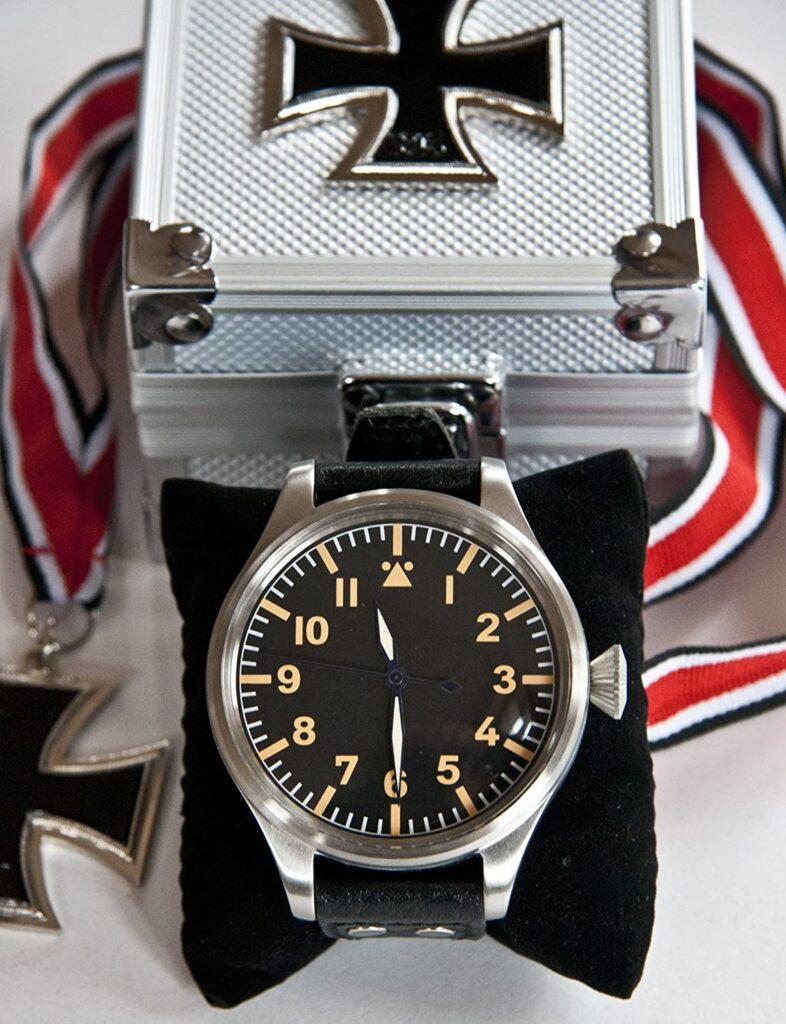B-UHR Pilot 55, Masterpiece, Luxury Watch, Pilot Watch, Analogue Watch