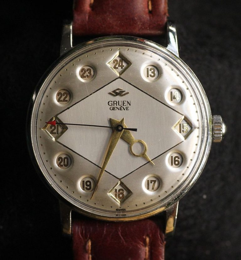 Gruen Watches, Vintage Watch, Classic Watch, Collectible Watch