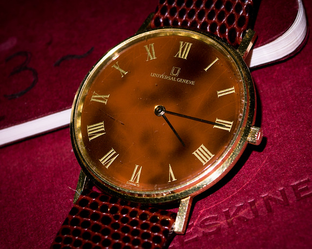 Universal Geneve, Vintage Watch, Luxury Watch, Classic Watch, Old Watch