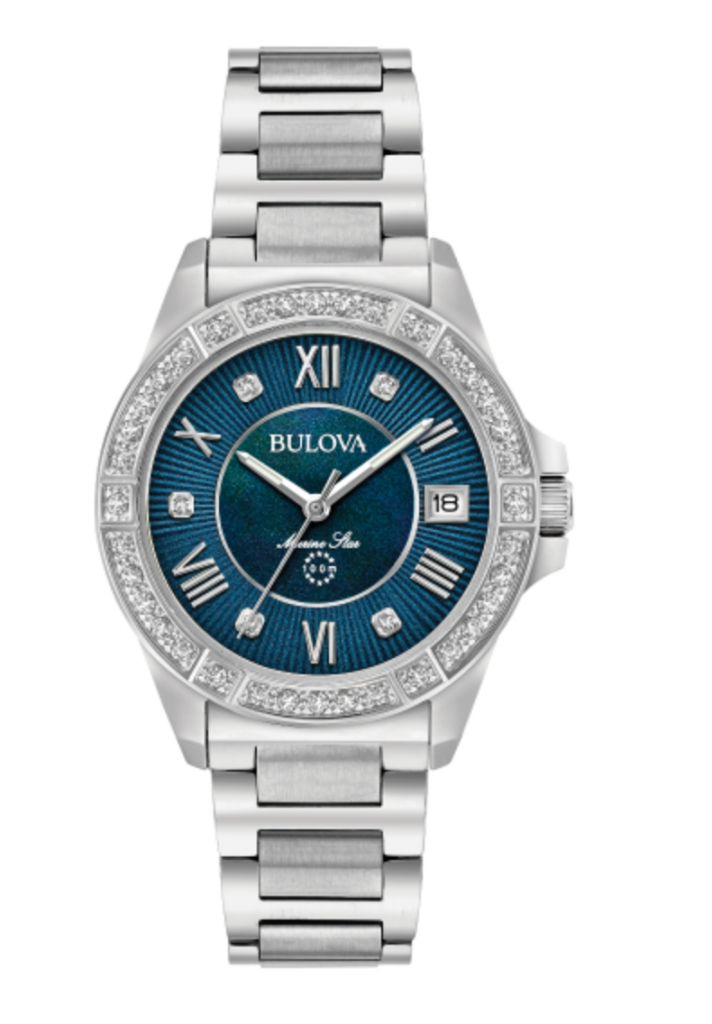 Bulova Watches for Women, Bulova Marine Star