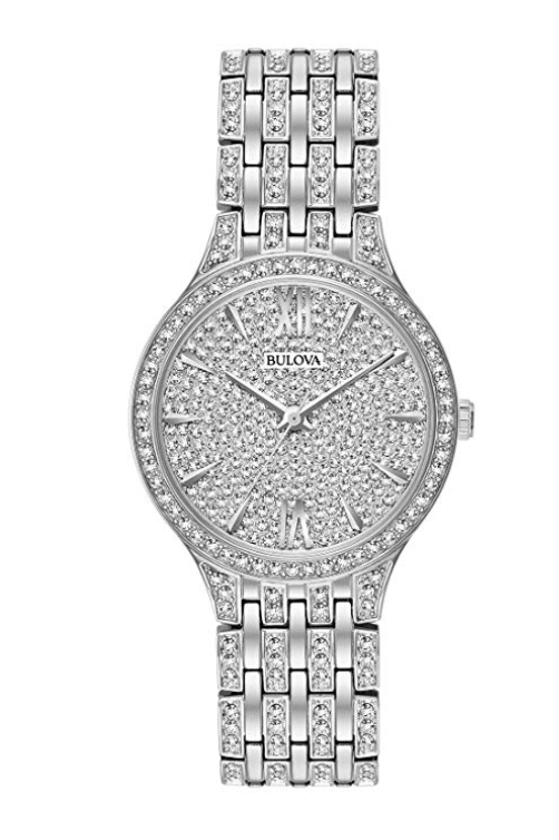 Bulova Watches for Women, Bulova Crystal