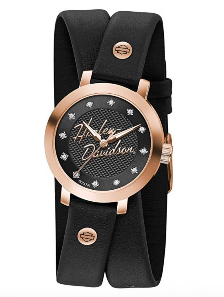 Bulova Watches for Women, Bulova Harley Davidson
